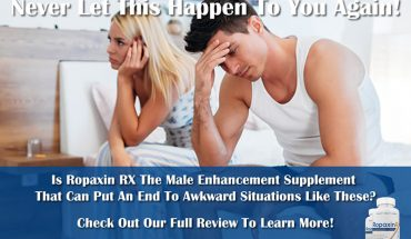 Ropaxin RX Review, more testosterone and better erections?