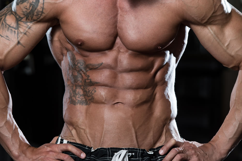 Fat burners to get you shredded